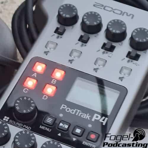 PodTrak | Podcast Equipment Mieten | Fogel-Podcasting - Agentur für Corporate Podcasts (B2B)