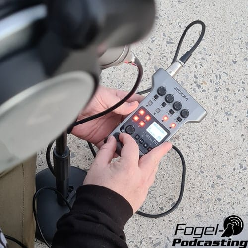 Podcast Equipment Mieten | Fogel-Podcasting - Agentur für Corporate Podcasts (B2B)